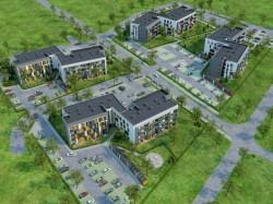 Naujos statybos butai Klaipėda